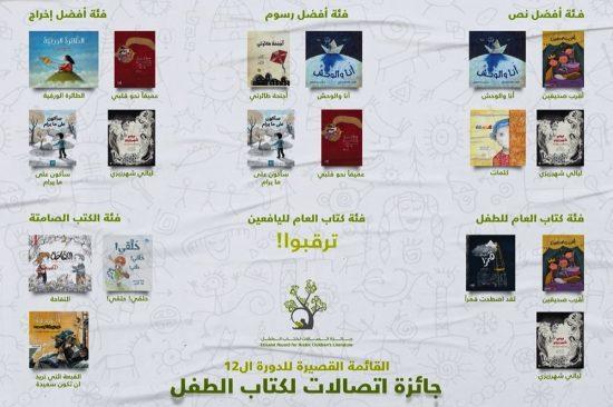 12th Etisalat Award for Arabic Children's Literature