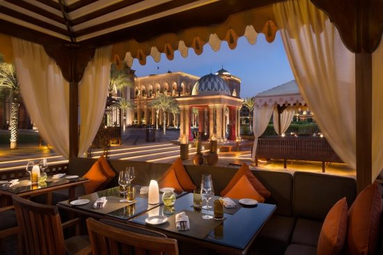 BBQ AL QASR REOPENS AT EMIRATES PALACE