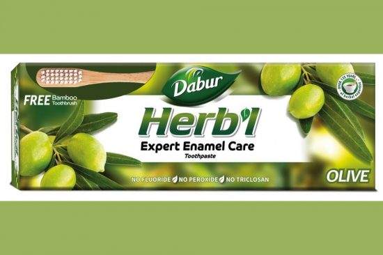 Dabur Herb'l launches Olive based anti-oxidant  toothpaste