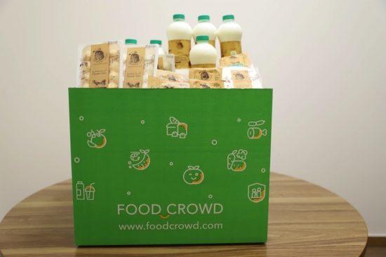 Al Dahra Launches Food Crowd