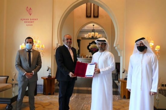 His Highness Sheikh Abdulaziz bin Humaid Al Nuaimi