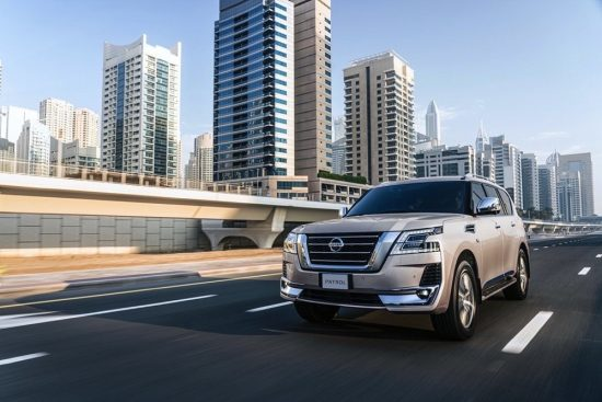 Nissan celebrates one year of the new Nissan Patrol