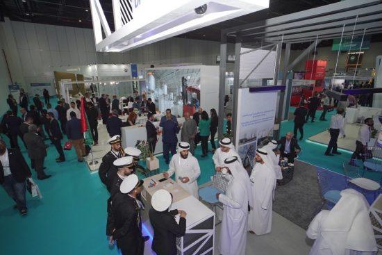 Breakbulk Middle East 2021 employs market technologies