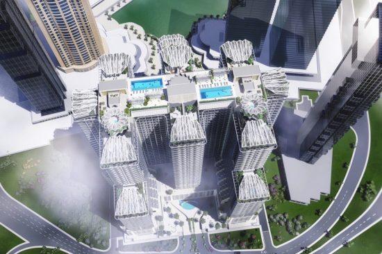Seven Tides rebrands JLT development to Golf Views Seven City