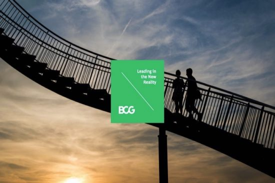 BCG Discusses How To Lead In The New Reality