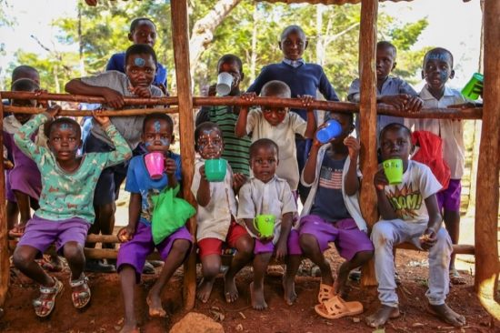 Cigna Foundation Teams Up with Cup of Uji Kenya