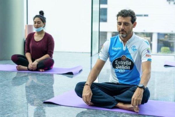 RIF Trust participates in Dubai Fitness Challenge 2020