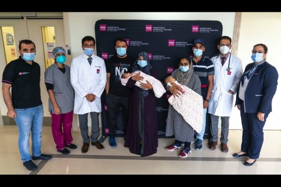 Medcare aids two infants with Spinal Muscular Atrophy