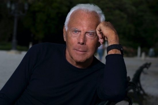 The Armani Group announces the next charity initiatives