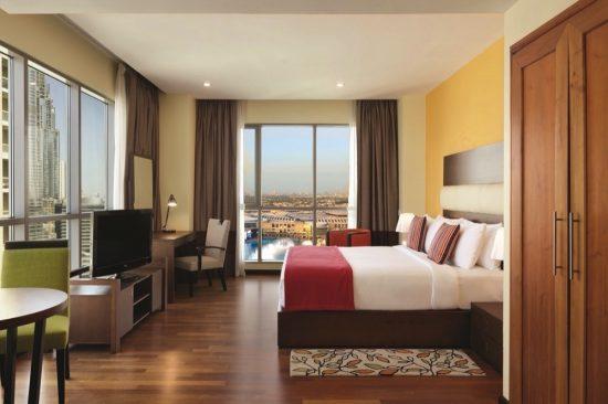 Upgrade your lifestyle with Ramada Downtown Dubai's