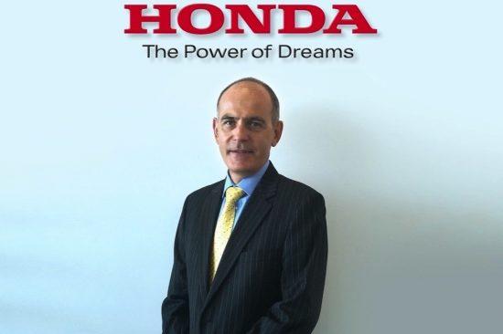 new leadership for Honda UAE brand division