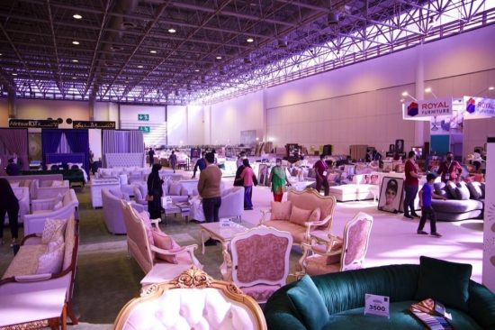 Furniture 360' and 'Trendz 2020' exhibitions attract over 12,000 visitors