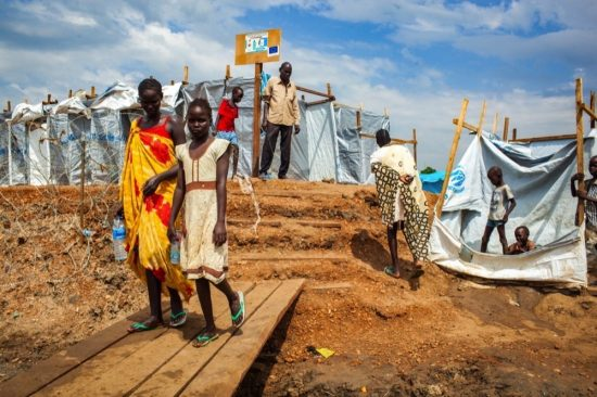 TBHF's 'sustainable village' project in Niger