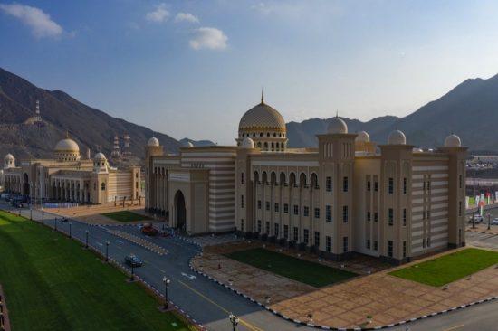 الأكاديمية العربية للعلوم والتكنولوجيا والنقل البحري بالشارقة