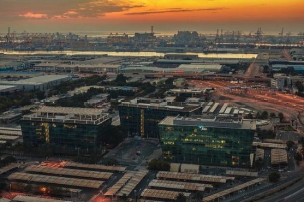 DP WORLD, UAE REGION'S PIONEERING DIGITAL INITIATIVES ATTRACT THE LIMELIGHT