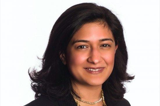 Najla Al Midfa, CEO, Sharjah Entrepreneurship Center – Sheraa