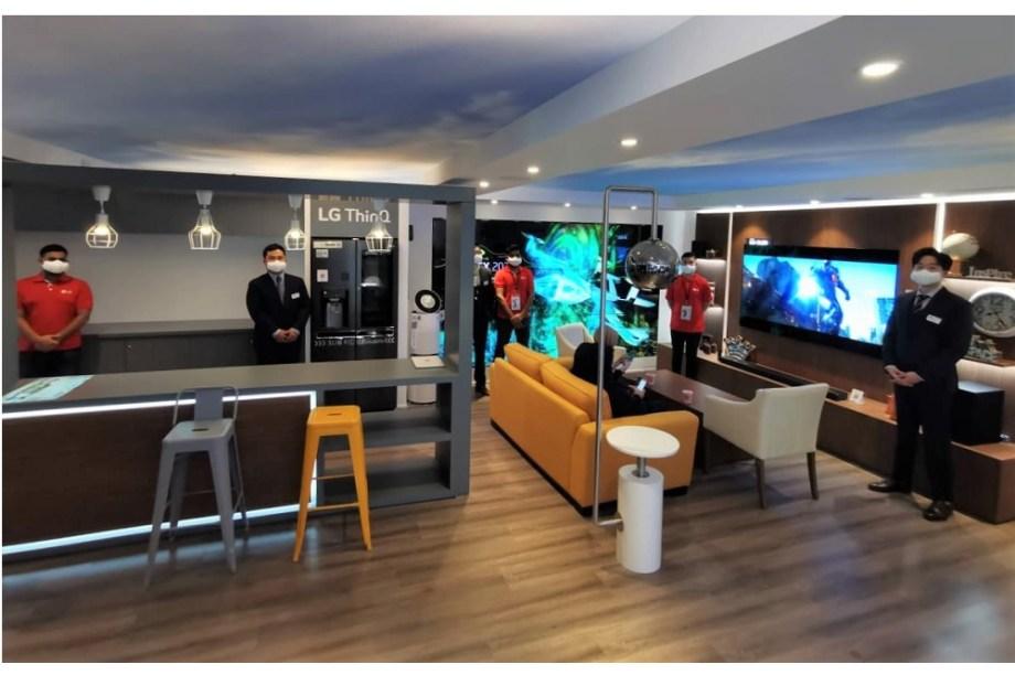 LG AND ETISALAT SHOWCASE AI-POWERED SMART HOME AT GITEX TECHNOLOGY WEEK
