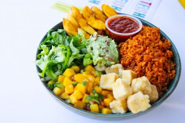 Healthy West African food concept, Catfish relaunches
