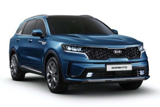 Al Majid Motors announces the arrival of Kia Sorento 2021