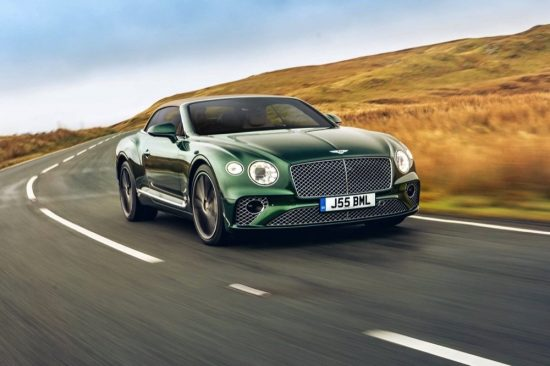 BENTLEY INTRODUCES TWEED INTERIOR OPTIONS