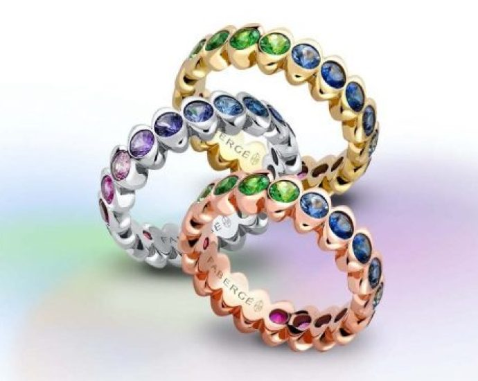 Fabergé Launches Cosmic Curve