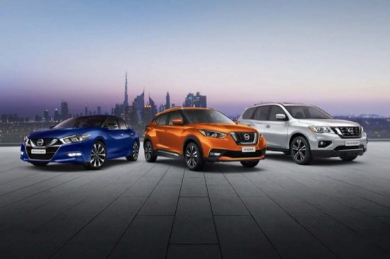 Arabian Automobiles Nissan announces extended DSF offers