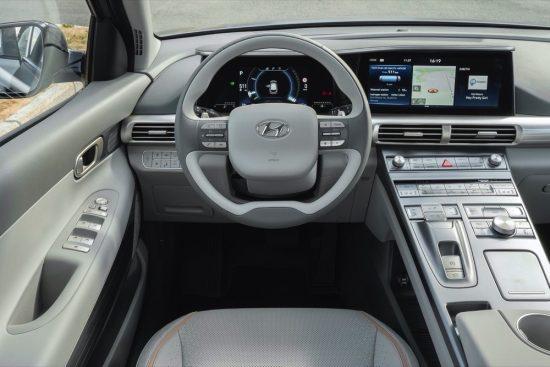 Hyundai NEXO awarded 'Alternative Energy Car Of The Year' Award