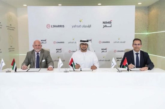 Yahsat Enters Into Two Strategic Partnerships