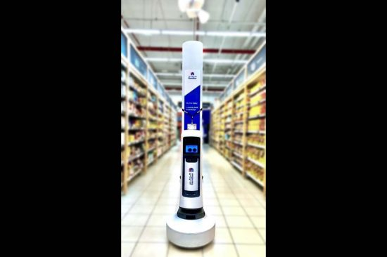 Carrefour Employs More Tally Robots Across its Stores
