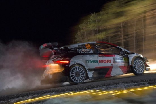 GAZOO Racing Triumphs in Monte-Carlo with Spectacular One-Two