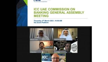 ICC UAE Banking Commission tops on world stage