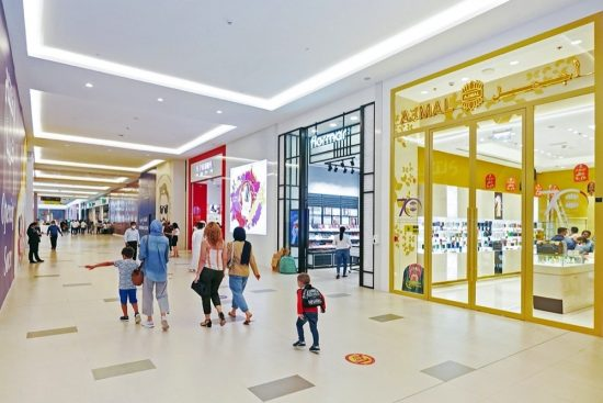 Circle Mall opens its doors to the public today