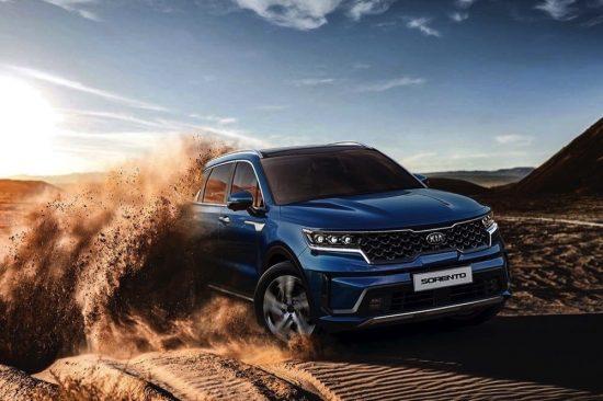 Al Majid Motors brings globally admired Kia Sorento