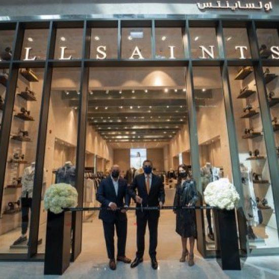 """""""اولساينتس """" يفتتح فرعاً جديداً في """"دبي مول"""""""