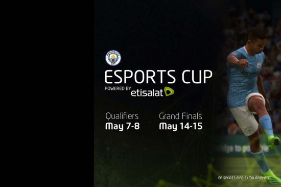 Etisalat and Manchester City launch Esports tournament
