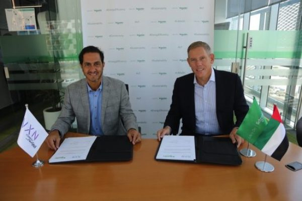 Schneider Electric and NXN Partner