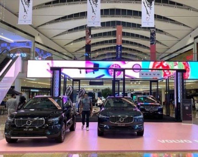 Volvo exclusive hybrid range takes centerstage