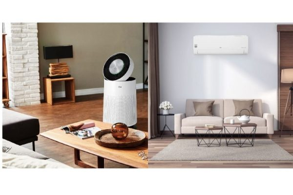 MANAGE AIR QUALITY AND KEEP COOL WITH ADVANCED TECHNOLOGY FROM LG
