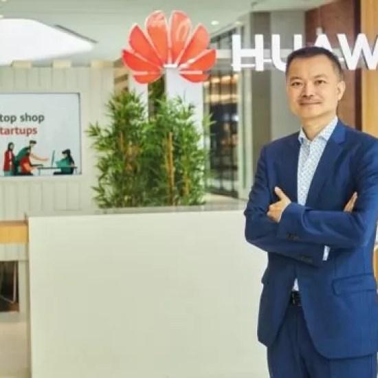 هواوي تطلق أول منصة شاملة لدعم الشركات الناشئة في المنطقه
