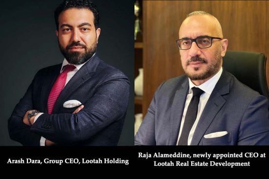 Lootah Real Estate Development appoints Raja Alameddine