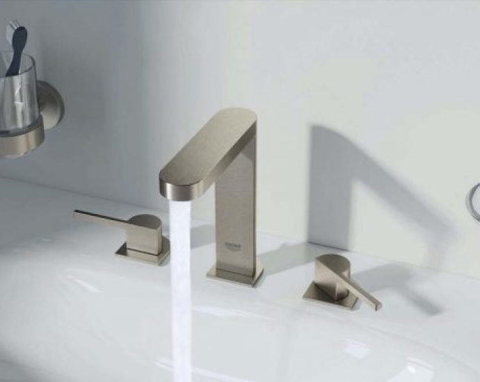 A little nudge with a big effect: GROHE Plus supports energy
