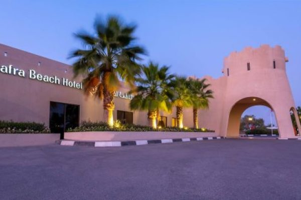 The Perfect Staycation Destination at the  Western Region of Abu Dhabi