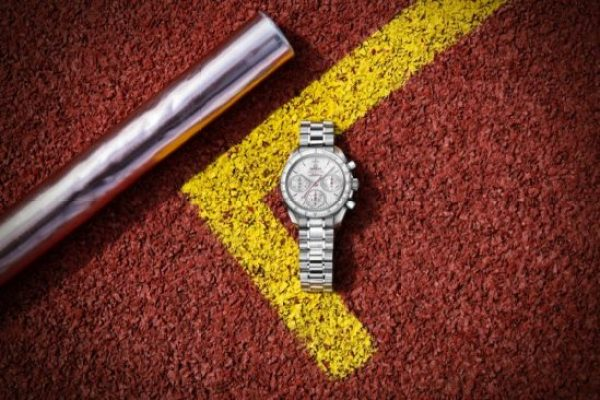 OMEGA to serve as Official Timekeeper at the Wanda Diamond League