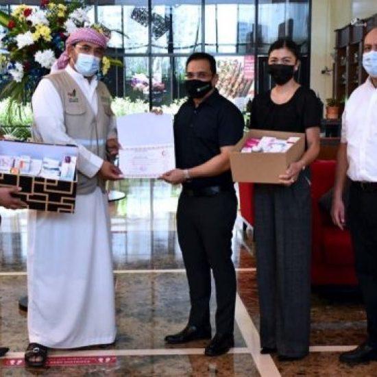 فنادق ويندام عجمان تنظم حملة رمضانية للتبرع بالأدوية
