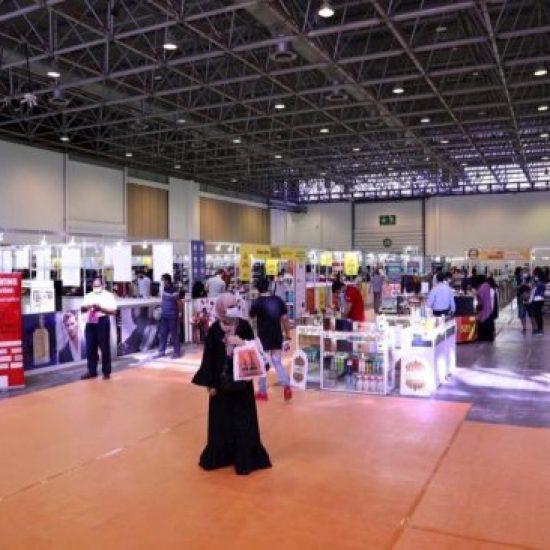 """انطلاق فعاليات النسخة الثانية من معرض """"الأزياء والمنتجات الإلكترونية"""" في مركز إكسبو الشارقة"""