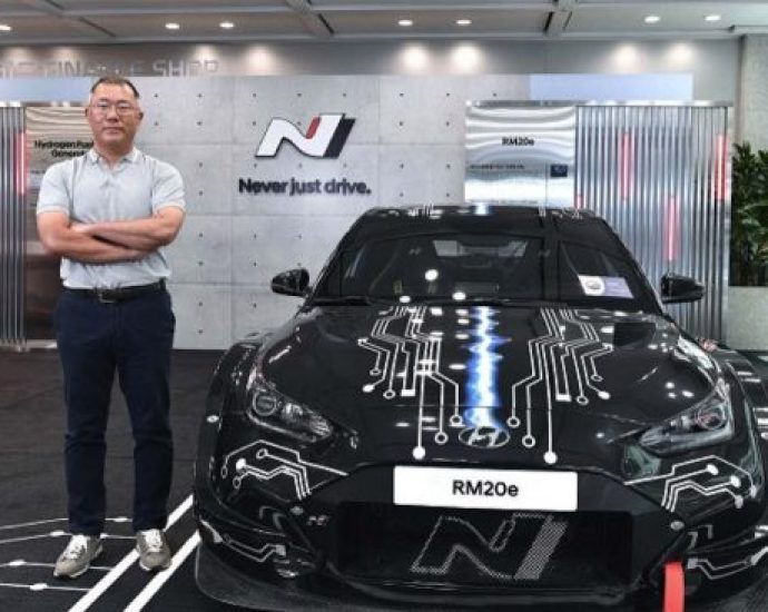 Hyundai Motor Group Chairman Euisun Chung Honored