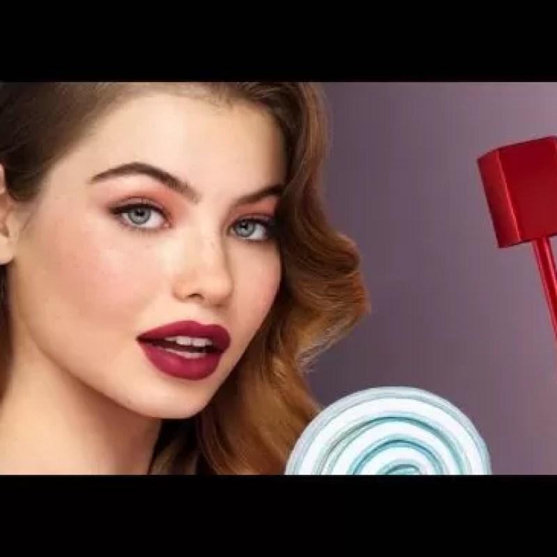 زيني شفتيك الجميلتين بأحمر شفاه الصيف الثابت  مع مجموعة فلورمار KISS ME MORE