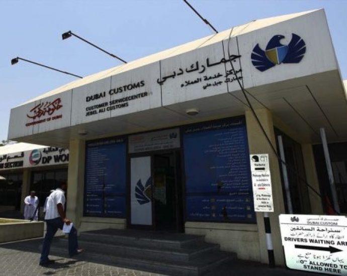 Dubai Customs' Jebel Ali Center completes 952k transactions