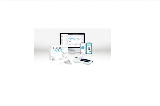 iXensor  تعزز الاختبار السريع لكوفيد 19  PixoTest® مع إطلاق منصة ادارة البيانات PixoHealth كحل أمان للوضع الطبيعي الجديد