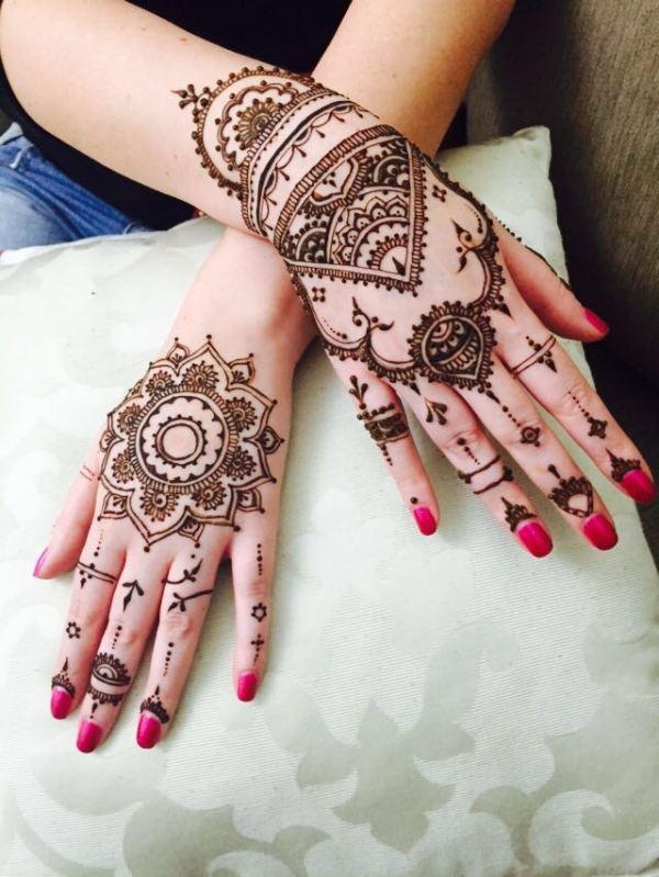 Henna Services in Dubai and Sri Lanka : Dubai Henna by Sara